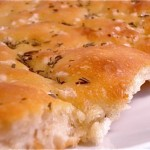 A Short History of Focaccia Bread