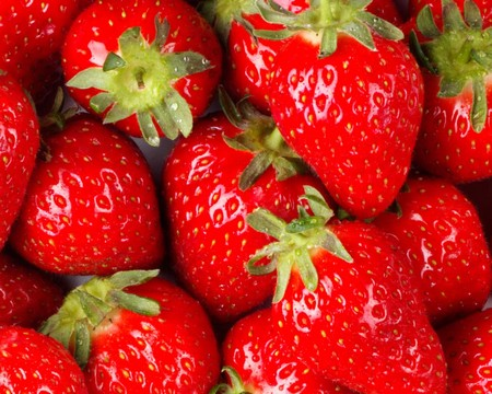 History Of Strawberries