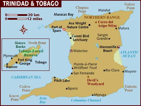 Trinidad and Tobago History of Trinidad and Tobago